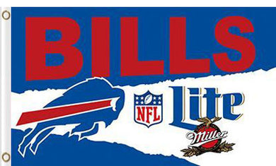 3ftx5ft Buffalo Bills Lite Flag