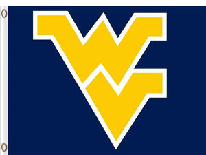 West Virginia Mountaineers Digital Printing Flag 3*5ft