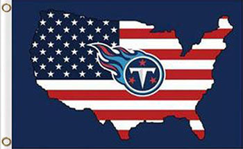 Tennessee Titans US Flags 3ftx5ft