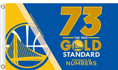 Golden State Warriors champs flag 3ftx5ft
