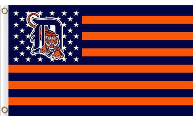 Detroit Tigers flags 90x150cm