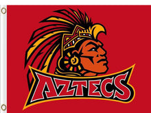 Load image into Gallery viewer, San Diego State Aztecs 90*150 CM sports team flag