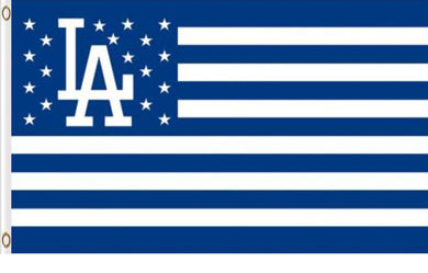Los Angeles Dodgers USA American Banner flag 3ftx5ft