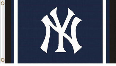 New York Yankees custom flag 3ftx5ft