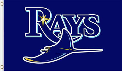 3x5ft polyester Tampa Bay Rays flags digital