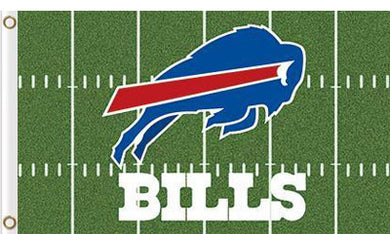 3ftx5ft Buffalo Bills Green Flag