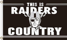 Load image into Gallery viewer, Oakland Raiders National Football Sport Club 3x5FT