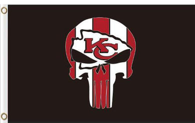 Kansas City Chiefs flag Digital Printing 3x5FT