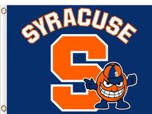 Load image into Gallery viewer, Syracuse Orange Digital Printing Flag 3ft*5ft