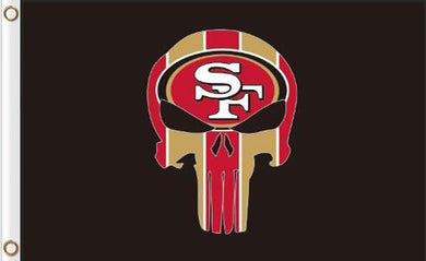 San Francisco 49ers  Flag Digital Printing 3ftx5ft