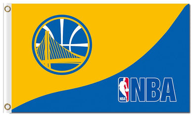 Charming Golden State Warriors flag 90x150cm