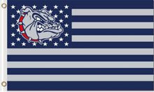 Load image into Gallery viewer, Gonzaga Bulldogs Stars and Stripes us Flag 3*5ft