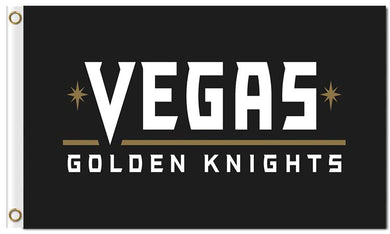 Vegas Golden Knights Flags 3x5ft