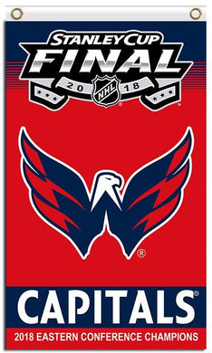 Washington Capitals Stanley Cup Champion 3x5ft