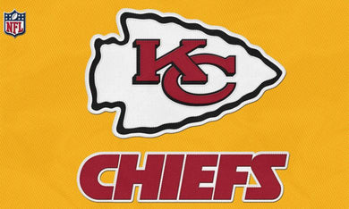 Kansas City Cheifs Sports Banners Flags 3ftx5ft