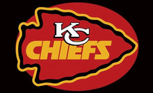 Load image into Gallery viewer, Kansas City Cheifs Sports Banners Flags 3ftx5ft
