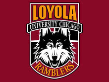 Load image into Gallery viewer, Loyola Ramblers Hand Flag 3*5ft