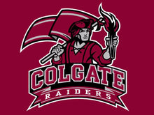 Load image into Gallery viewer, Colgate Raiders Hand Flag 3*5ft Club Basketball