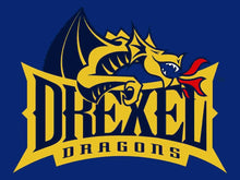 Load image into Gallery viewer, Drexel Dragons Hand Flag 3*5ft Club Basketball