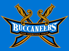 Load image into Gallery viewer, East Tennessee State Buccaneers flag Digital Printing 3x5FT