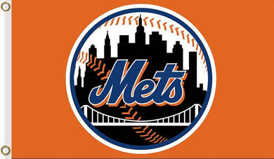 New York Mets Flag Baseball 3x 5FT Flag