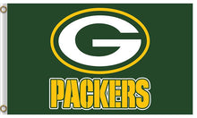 Load image into Gallery viewer, Green Bay Packers Flag 3X5Ft