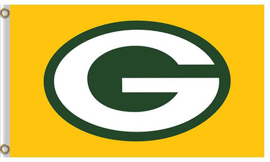 Green Bay Packers Flag 3X5Ft