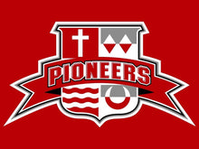 Load image into Gallery viewer, Sacred Heart Pioneers flag 3x5FT
