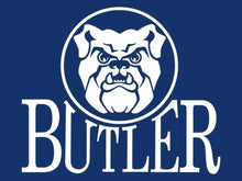 Load image into Gallery viewer, Butler Bulldogs Hand Flag 3*5ft Club Basketball
