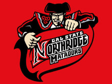Load image into Gallery viewer, Cal State Northridge Matadors Hand Flag 3*5ft