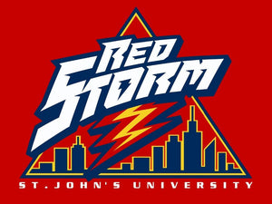 St. John's Red Storm sports team flag Digital Printing