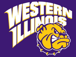 Western Illinois Leathernecks Digital Printing Flag 3*5ft