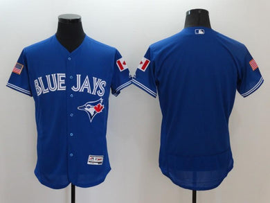 Men Stitched Jersey Toronto Blue Jays blank For Fans
