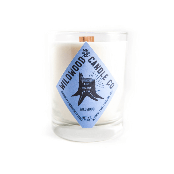 WildWood Signature Candle