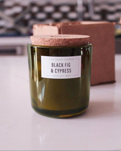 Black Fig + Cypress