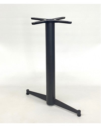 Black Outdoor Table Base