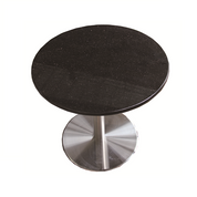 Black Diamond Granite Table Top Bullnose Edge