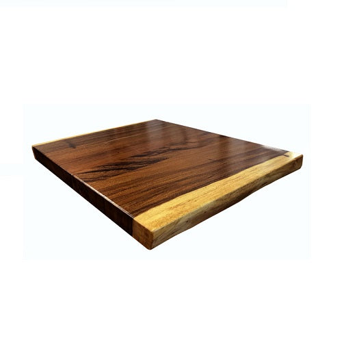 cheap for discount eac74 c45ef Brazilian Live Edge Walnut Restaurant Table Tops 2inch ...