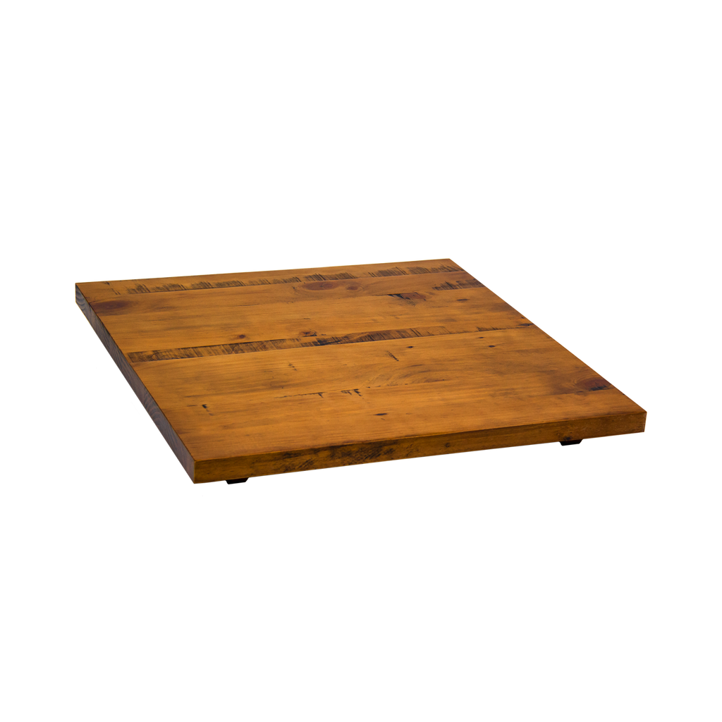 Buffalo Bills Rustic Chic Pine Restaurant Table Tops