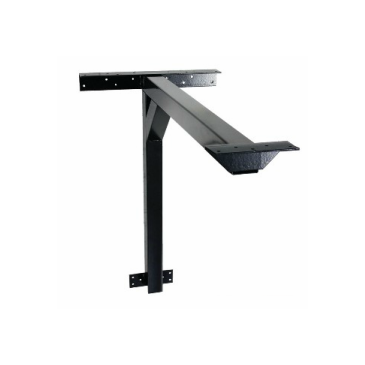 Large Black Table Top Cantilever 16x33