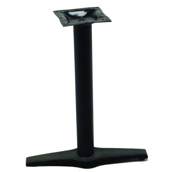 Double Wide 534 T End Base 22 Black