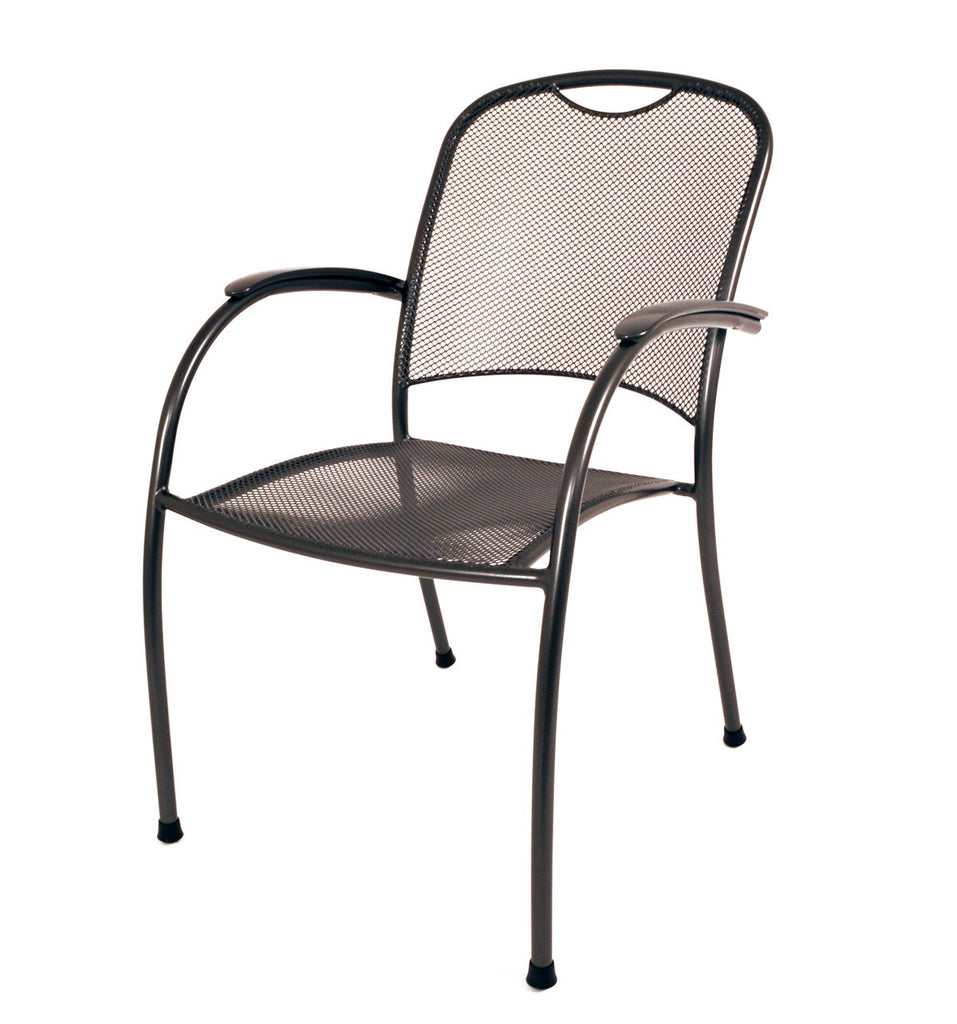 Lorca Outdoor Mesh Patio Chairs 3 Year Replacement Warranty