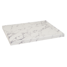 Napa Valley Marbled White Granite Restaurant Table Tops