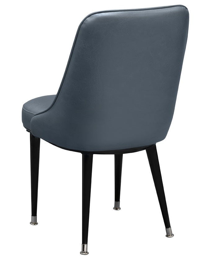 Partage Dining Chair Fully Customized Upholstered Frame