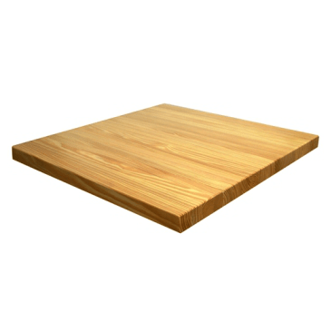 Solid American Pine Table Tops Knot Free 11 Colors