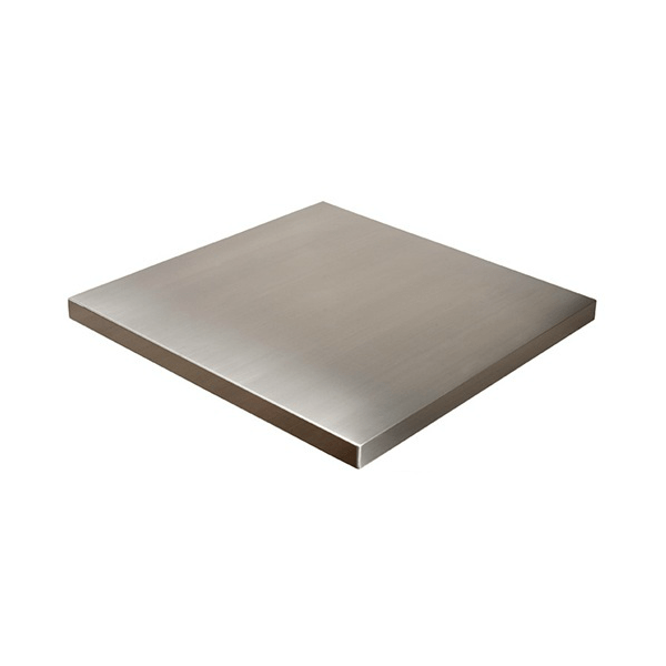 Industrial Wrapped Stainless Steel MDF Indoor Table Tops