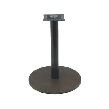 Black Round Bessie Table Base 26