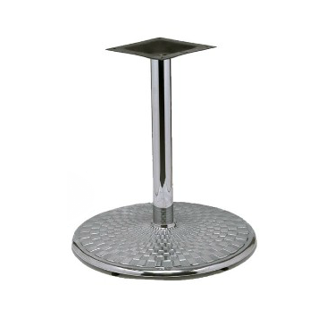Chrome Checker Table Base 17