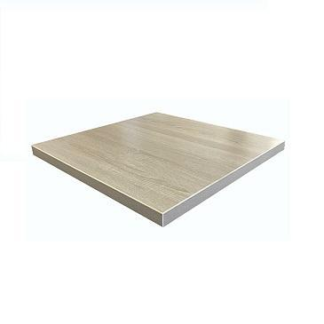 Gray Wood Grain Indoor Laminate Table Top