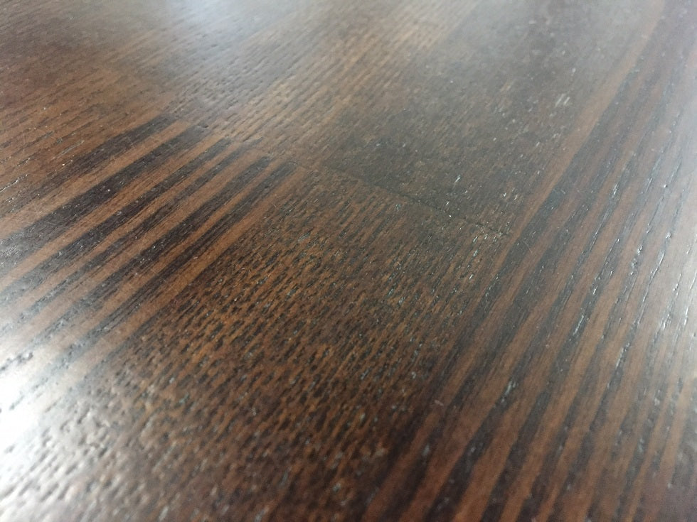 Custom Size and Color Solid Oak Butcher Block Restaurant Table Tops